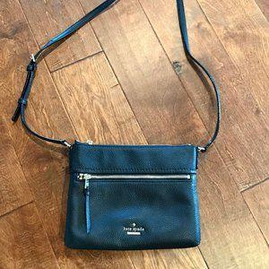 NWT Kate Spade NY Pebbled Leather Crossbody